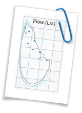 Spirometry Flow Graph